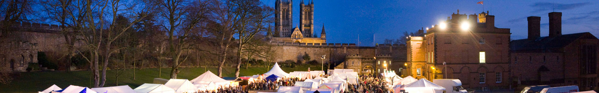 Caste Grounds - Lincoln Christmas Market