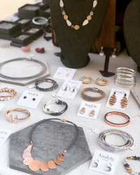 A selection of Jewellery by Amalily