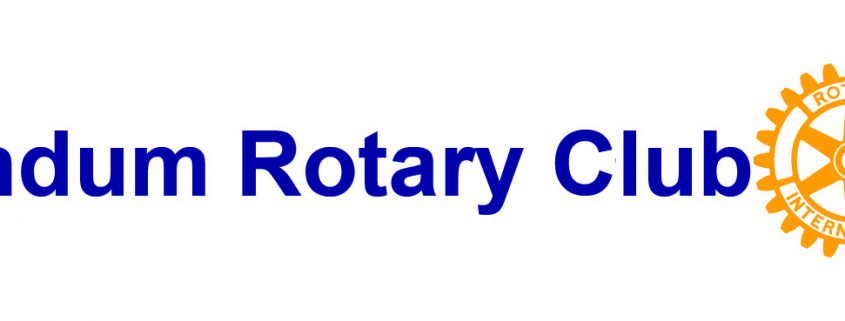 Lindum Lincoln Rotary Club Logo