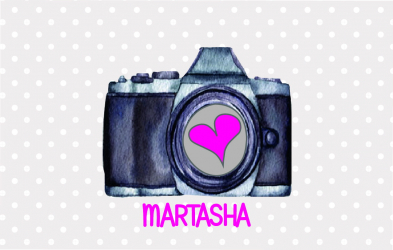 Martasha Handmade Jewelley Gifts Logo
