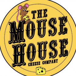 The Mouse House Cheese Company logo