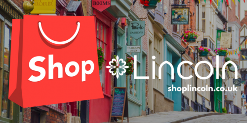 Shop Lincoln Logo