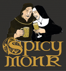 Spicy Monk Logo