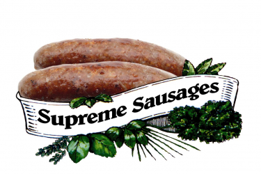 Supreme Sausages Logo