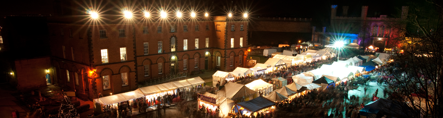 Christmas Market in the Castle
