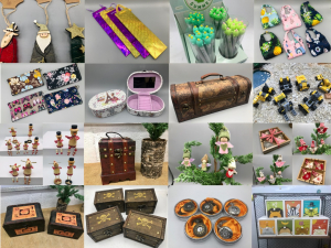 An array of Little Spring's different products