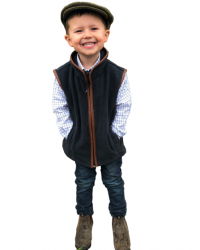 boy dressed in Mary of Inworth clothing