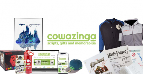 Cowazinga logo showing some products