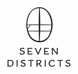Seven Districts Coffee logo